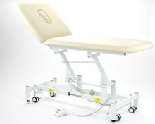 Luxury used electric massage table/electric massage table CY-C107