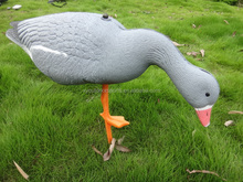 Wholesale Singrun Brand Foldable Flocked Greylag Hunting Goose Decoys Different Positions Available for you