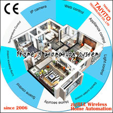 The newly developed and advanced high speed Taiyitong zigbee smart home automation system