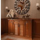 2014 novo design moderno e de luxo em madeira maciça de sapato de armazenamento do armário