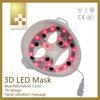 LED galvanic 3D led light thereapy applicator led skin rejuvenation mask for home use