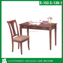 Classic style CEO office executive desk