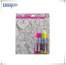 promotional toys for kids-high quality double sided paper puzzles