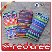 National styles printing leather mobile cover case