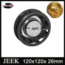 12v backward curved High Temperature Axial Fan 120mm