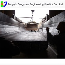low temperature thermoplastic sheets/ large sheet of plastic