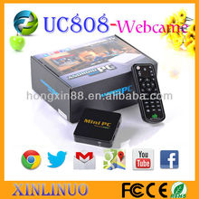 AML8726 M3 Android 4.1 OS 1GB DDR3 4GB NAND WiFi 3G Flymouse Android tv box