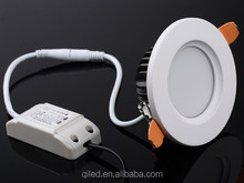 3 inch cut out 90mm retrofit kit 10W high lumin led downlight