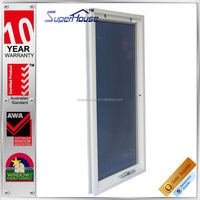 container shipping home sound proof and weather proof awning windows with screen