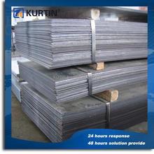 Alta calidad s275jr placa de acero al carbono de china
