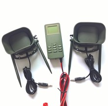 50w 150dB speaker hunting bird mp3 player bird caller