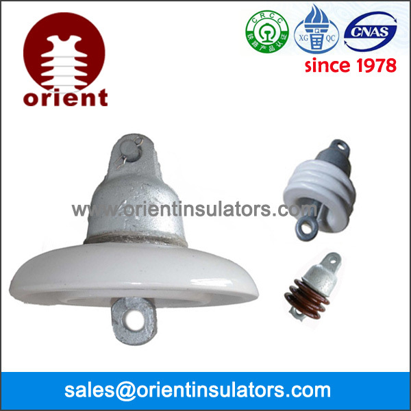 China Supplier 132kv 44kn Porcelain Suspension 52 1 Insulator Buy 52 1 Insulator Suspension 52
