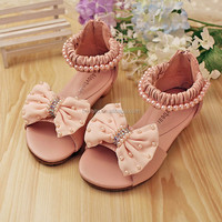 big sale kids shoes 2015 city trend girls sandals with good quality