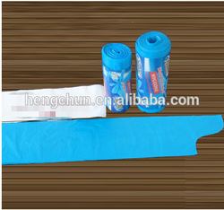Hot selling S fold garbagse bags for wholesales
