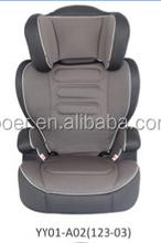 Gr2+3(15-36kgs)child car seat with ECE-R44/04 certificate main item