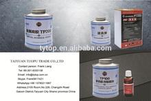 Solución de caucho adhesivo mejor calidad