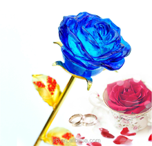 the crystal rose wedding gifts for guests to party decoration