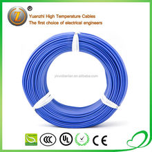 silicone insulated electric copper wire high temperature
