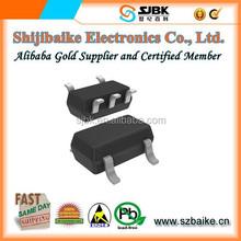 Electronic Components Integrated Circuits IC REG LDO 5V 0.5A SOT23-5 SPX3819M5-L-5-0/TR