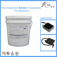 epoxy resin clear sealer for electric