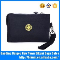 China cheap Thailand black nylon ladies vintage purse