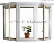 PVC/UPC Window/Sliding Window glass windows