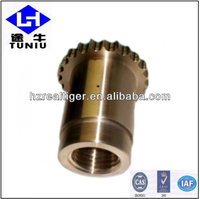 Copper Gear Wheel Rack Auto Part Made In China