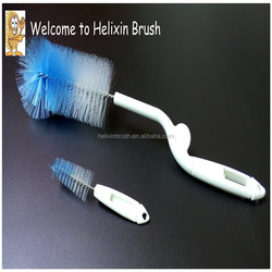 Household baby bottle cleaning brushes/ plastic cleaning brush