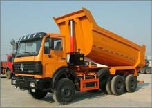 8*4 8.3m U style hopper dunp truck (Howo Chassis)