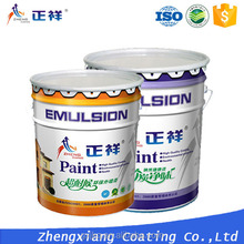 Odorless Emulsion paint, toxic interior latex paint ,latex paint ,interior wall paint