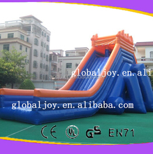 Customized inflatable stair slide/hippo inflatable water slide for adult and kids!