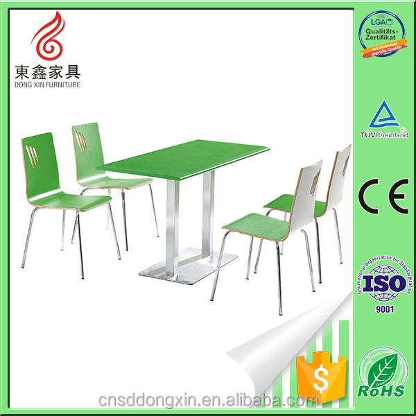 Colorful Used Table And Chair Restaurant Opportunity Buy