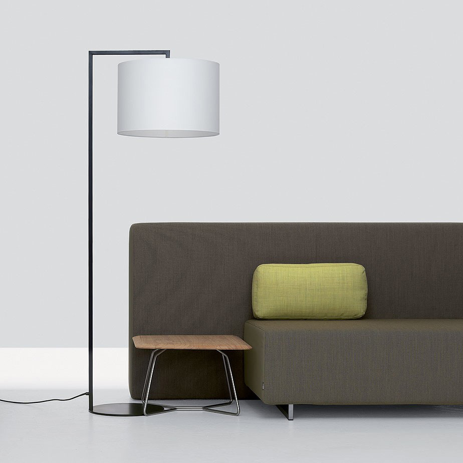 Europa stijl bed slaapkamer studie stand staande lamp staande lamp ...