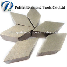 Very Sharp Grinding Segment For Hard Concrete With Stone Floor Grinding