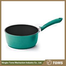 China Wholesale 20cm aluminum kitchen nonstick sauce pan milk pot set cookware