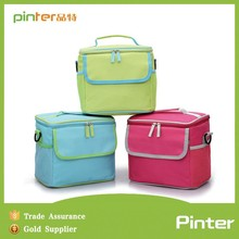 Promotional manufactory nylon lunch cooler bag,promotional cooler bag