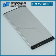 LEMEIYA Shenzhen battery manufacturer rechargeable 1860mah 3.85v EB-BG720CBC for Samsung G8508S