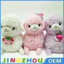 Best selling alpaca plush animal alpaca stuffed toys