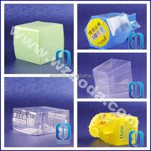 PVC transparent disposable lunch box