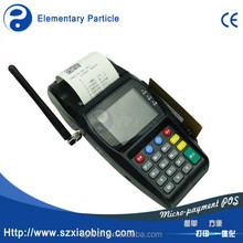 EP Wireless GPRS POS Terminal with 1D/2D barcode reader, camera and Bluetooth modules