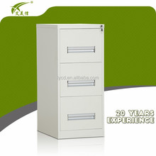 office furniture / file cabinet / 3 draw filing cabinet