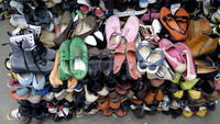 Used men women shoes made in Spain