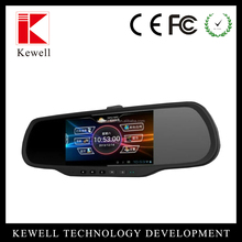 SD Card Video Recorder Mirror camera 3G WIFI G-Sensor GPS 4CH 1080P Mobile DVR systems for bus, taxi, police car, truck
