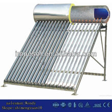 hot water heater solar panel/solar water heater system