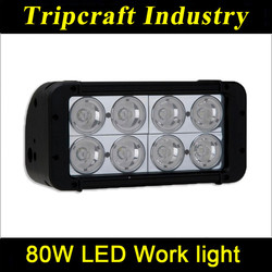 """7.8"""" 10-30V 80W led work light Off-road ,Tractor,Truck,Motor,Motorcycle TC-D2080"""