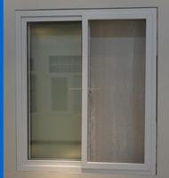 foshan wanjia factory window UPVC