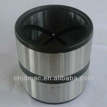 bucket bushing hot sell spare parts bucket bush for excavator