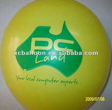 2012 hot selling high quality Pearlized party and advertising latex balloon