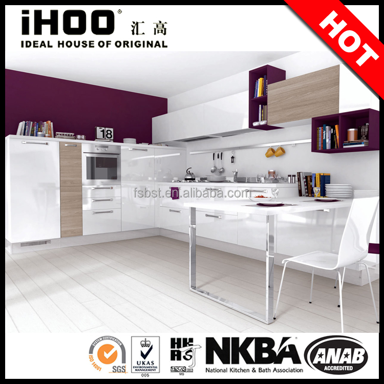 Fitted kitchens china best german pvc kitchen design view for Fitted kitchen companies