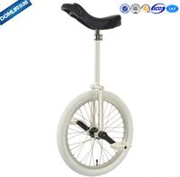 DOMLIN 20''aluminum alloy self balancing unicycle bicycle one wheel bike